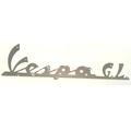 scritta anteriore c/ribatt. ''vespa g.l.''