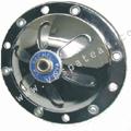 claxon 6v corrente alternata acciaio lucidato tipo Originale