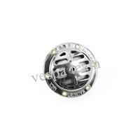 claxon 6v corrente alternata acciaio lucidato eco